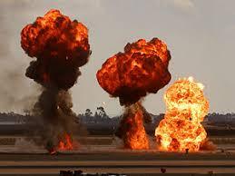 Взрыв Википедия Демонстрационные наземные взрывы Авиашоу на базе Мирамар Сан Диего США