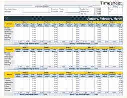 Overtime Trackingsheet Time Log Template Excel Unique Free For New
