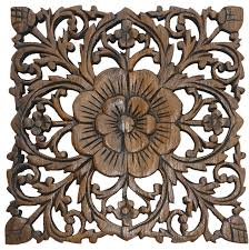 small carved wood wall plaque rustic fl wood wall decor wall carved wooden wall plaques