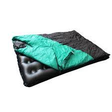 air mattress sleeping bag. Fine Sleeping Water Warden Full Size Air Bed With Detachable Sleeping Bag Inside Mattress E
