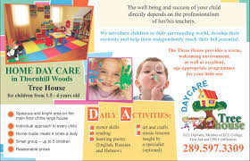 daycare bathurstrutherford toronto ad ads large picture