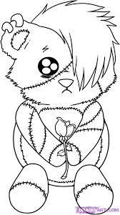 Small Picture Gothic Fairy Coloring Pages Emo coloring pages Places to Visit