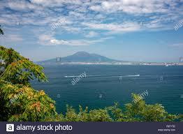 Castellammare di Stabia, Castellammare di Stabia ist eine Gemeinde in der  Metropole Neapel, Kampanien, Italien. Es liegt an der Bucht Stockfotografie  - Alamy