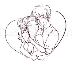 1779x1627 hugging drawing of age couples the 25 best cute couple