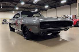 For Sale: Pro-Touring 1970 Charger with a 600 HP HEMI V8 – Engine ...