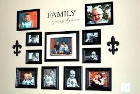 family frames wall decor family frames wall decor luxury wall decorating ideas