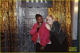 rebel wilson celebrates her dia co holiday collection