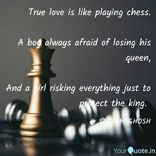 True Love Is Like Playing Quotes Writings By Satyam Ghosh