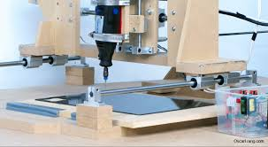 diy budget cnc machine for cutting multirotor frames and parts oscar liang