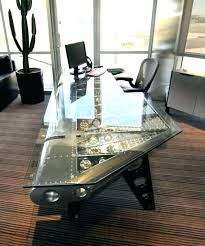 industrial style office furniture. Industrial Home Office Desks Furniture Desk Aviation Metal . Style O