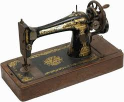 The Singer Manfg Co Sewing Machine