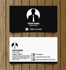 visting card format modern business card design eps free vector download 186 428 free