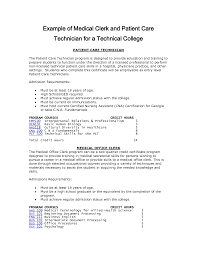 Supply Technician Resume Example Collection Of solutions Supply Technician Resume Sample Sample 20