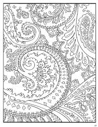 Small Picture Dover Paisley Designs Coloring Book Coloring Pinterest