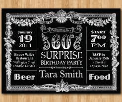 60 birthday invitations vintage 60th birthday invitations for men tom s 60th pinterest