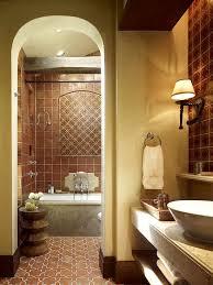 bathroom in spanish. Simple Spanish Awesometerracotacolortileatmediterraneanbathroomdesign With Bathroom In Spanish H
