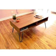hairpin coffee table retro legs plans diy how to make a pallet with reclaimed hair diy coffee table legs
