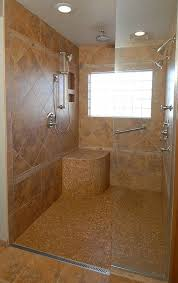 Handicapped Bathroom Custom Handicap Accessible Shower Home Is Where You Make It Pinterest