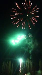 the round table fireworks display 2016