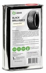 "<b>GraSS Чернитель</b> - <b>полироль шин</b> "" BLACK BRILLIANCE"" Silicone ..."