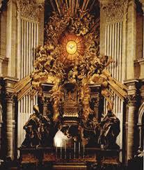 Espíritu Santo en San Pedro de Roma