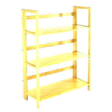 wooden display shelves 3 shelf wood bookcase folding wood shelves 3 tier mission style folding bookcase