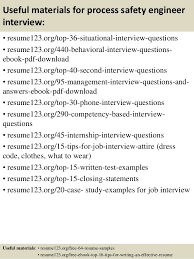Vibrant Process Safety Engineer Sample Resume Easy Top 8 Samples