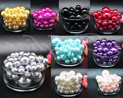 decorative vase fillers photo 1 of filler pearls beads pebbles wedding centerpieces plastic ordinary bulk glass gems
