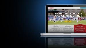 xfinitysports the ultimate sports social media job contest returns jun 10 2014