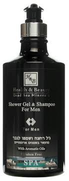 <b>Гель</b>-шампунь для <b>душа</b> Health & Beauty For Men — купить по ...