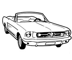 Small Picture Mustang Drag Car Coloring Pages Coloring Coloring Pages