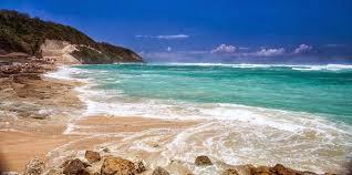 Image result for pantai gunung payung