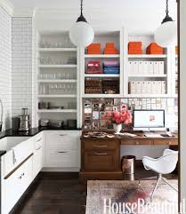 Trendy office ideas home offices Intended House Beautiful 20 Best Home Office Decorating Ideas Home Office Design Photos
