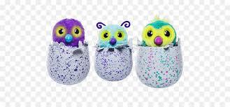 hatchimals toy hatchimals surprise twin owl bird png