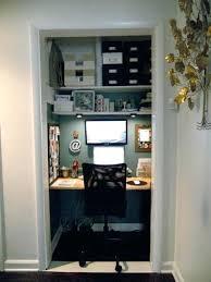 closet office ideas. Closet Office Ideas Desk Wardrobe Computer Best On Small Home Supply Organization E