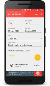 Admob By Admin Estimates Panel Template Invoices amp; Android Bytecodr