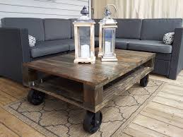 Coffee Table Beautiful Pallet Coffee Table Design Ideas Chic Pallet Coffee Table On Wheels