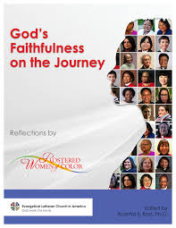 God's Faithfulness on the Journey: Reflections by Rostered Women of ...