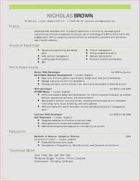 Write My Resume Luxury Free How To Make A Better Resume Transvente Com