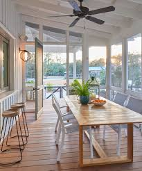 screened in outdoor rooms new for this lowcountry bungalow is a perfect blend of farmhouse