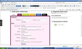 Cite For Me How To Use Cite This For Me Youtube