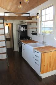 Rustic Industrial Kitchen 17 Best Ideas About Tiny House Kitchens On Pinterest Tiny