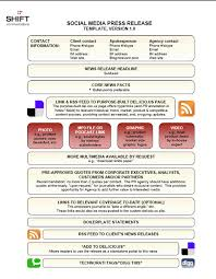 Press Release Format For Online Press Releases