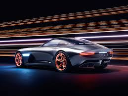 How To Get Into Car Design Youll See Right Through The New Genesis Essentia Concept