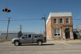 ui grad students take humanities based approach to community building in downtown delmar iowa