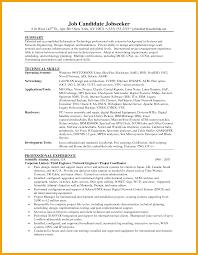 6 network engineer resume sample resume samples for network engineer
