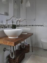 making bathroom cabinets: diy bathroom vanity photos faead  w h b p contemporary bathroom