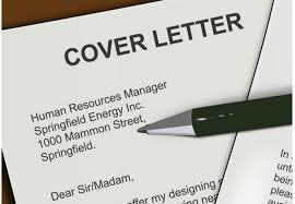 How To Write That Cover Letter