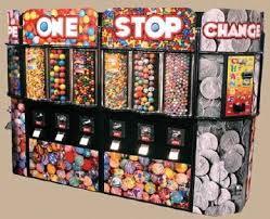 Ok Manufacturing Vending Machines Simple Fun Shoppe Double Kiosk Bulk Vending Center From OK Manufacturing