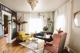 Boho Eclectic Living Room Liz Morrow Custom Eclectic Living Room